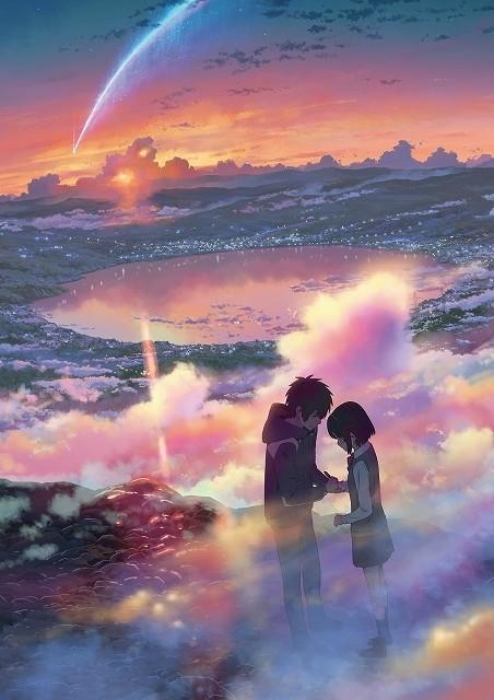 「君の名は。」中国公開3日間で興収42億円!日本では邦画歴代2位に浮上