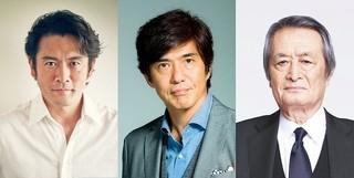 佐藤浩市主演ドラマ「LEARDERS2」17年3月放送!内野聖陽&山崎努が参戦
