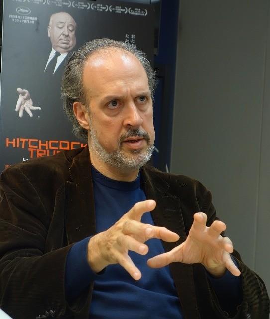 「ヒッチコック/トリュフォー」ケント・ジョーンズ監督「脈々と繋がる映画文化の話を描いた」