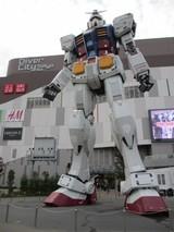 お台場の実物大ガンダム、17年3月5日で撤去 「ガンダムフロント東京」営業終了へ
