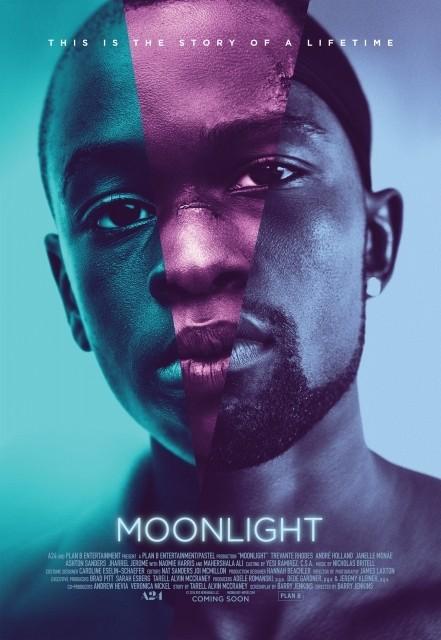 米タイム誌が選ぶ2016年の映画トップ10、第1位は「ムーンライト」