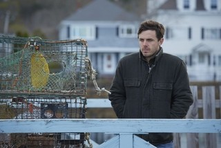 「Manchester by the Sea」の一場面「マンチェスター・バイ・ザ・シー」