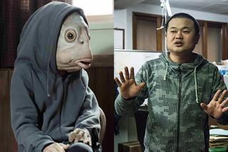 クォン・オグァン監督(写真右)「フィッシュマンの涙」