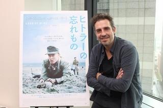 地雷撤去に臨む少年兵描いた「ヒトラーの忘れもの」監督、「皆が知るべき物語」と力説