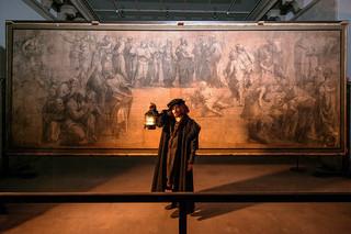 """""""謎多きの天才""""の作品の数々が、世界初の4Kスキャンで映し出される「最後の晩餐」"""
