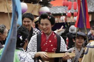 新進女優・宮下かな子、福士蒼汰主演「曇天に笑う」に参戦!