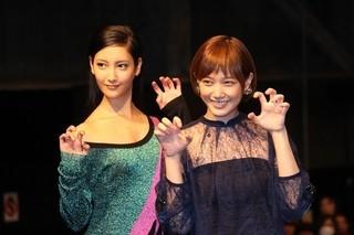 菜々緒、「私のお尻をご覧あれ」 生田斗真主演「土竜の唄」セクシーシーンに自信