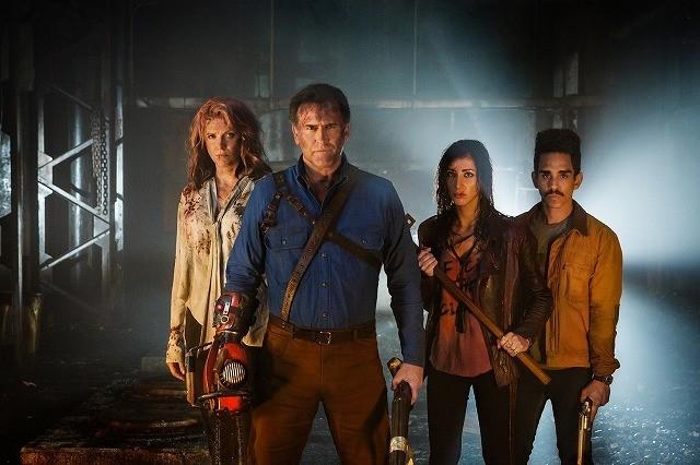 「死霊のはらわた リターンズ」シーズン2、17年1月20日からHuluで配信開始!