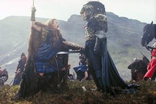 1986年に公開された「ハイランダー 悪魔の戦士」「ジョン・ウィック」