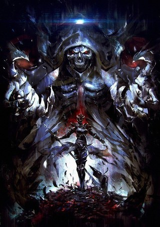 前編「オーバーロード 不死者の王」は17年2月25日公開「劇場版総集編 オーバーロード 不死者の王」