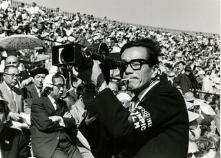 市川崑監督「東京オリンピック」「東京オリンピック」