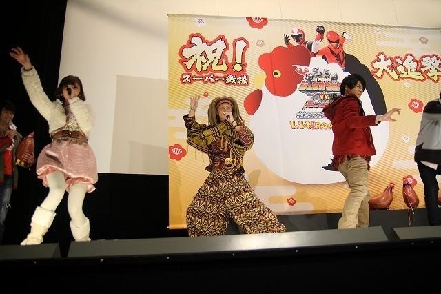 ジュウオウジャー中尾暢樹、戦隊ヒーローシリーズの飛躍誓う「ギネスにのってやろう」 - 画像12