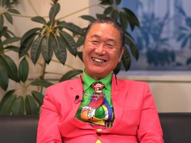山本寛斎、故デビッド・ボウイさんとの思い出語る「お互いに生意気盛り」