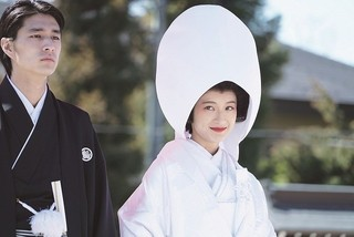 門脇麦、人生初の白無垢姿!生田斗真×桐谷健太「彼らが本気で編むときは、」で披露