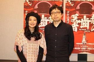 清水富美加と鶴巻和哉監督「時をかける少女(2006)」