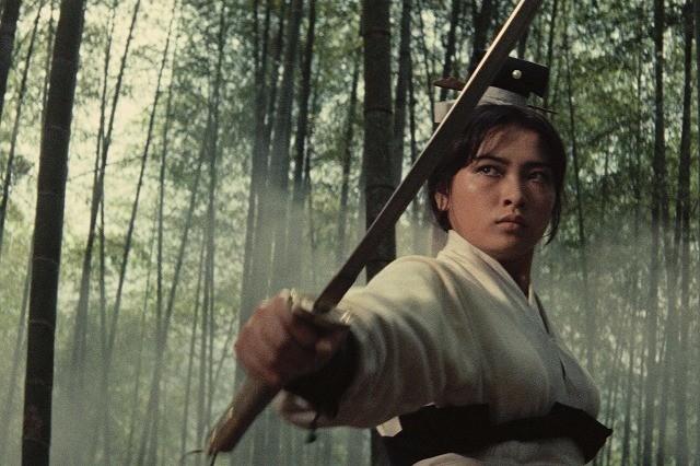 若きサモ・ハン・キンポーが流麗な殺陣を披露!「侠女」本編映像を先行入手