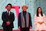水谷豊、4代目相棒・反町隆史との劇場版完成に安ど「なかったらどうしようと思った」