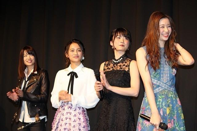 足立梨花、「Seventeen」専属モデル・江野沢愛美の「ゲス顔がすごかった!」 - 画像8