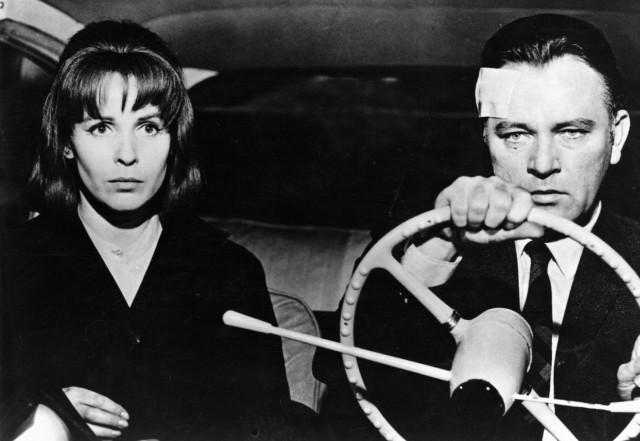 「寒い国から帰ったスパイ」(1965年)場面写真