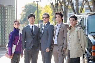 小栗旬×西島秀俊「「CRISIS」に田中哲司、野間口徹、新木優子が参戦!