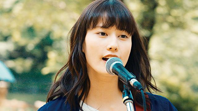 橋本愛の歌声響く「PARKS」予告編 劇中歌に染谷将太もラップで参加