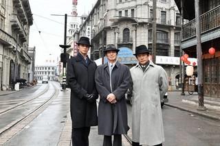 佐藤浩市主演ドラマ「LEARDERSII」に東出昌大が出演! 大規模な上海ロケにも参加