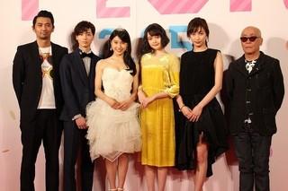 土屋太鳳、亀梨和也との「PとJK」初共演は「王子様に出会ったような感じ」