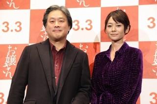 """真木よう子、パク・チャヌク監督が「お嬢さん」で描いた""""女性の絆""""に感化"""