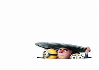 ミニオンが帰ってくる!「怪盗グルー」最新映像が「SING」と同時上映決定