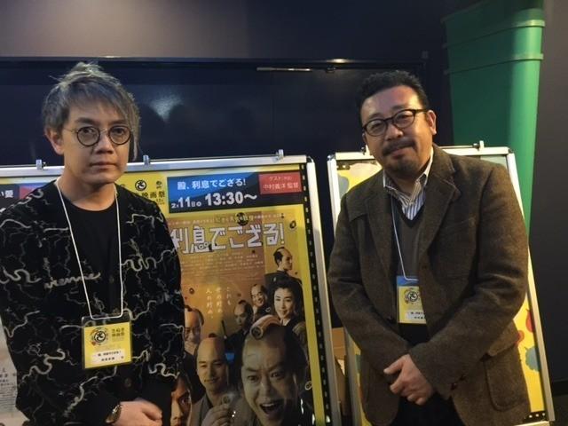 「さぬき映画祭2017」に参加した中村義洋監督と池田史嗣プロデューサー