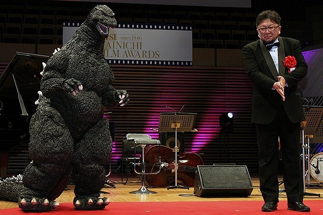 毎日映画コンクール「シン・ゴジラ」3冠に樋口真嗣監督「本気で考え、本気でやった」
