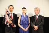 「第9回ブルーレイ大賞」アンバサダー栗山千明、「フォースの覚醒」グランプリ獲得に感慨