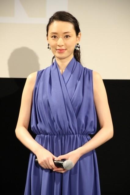 「第9回ブルーレイ大賞」アンバサダー栗山千明、「フォースの覚醒」グランプリ獲得に感慨 - 画像1