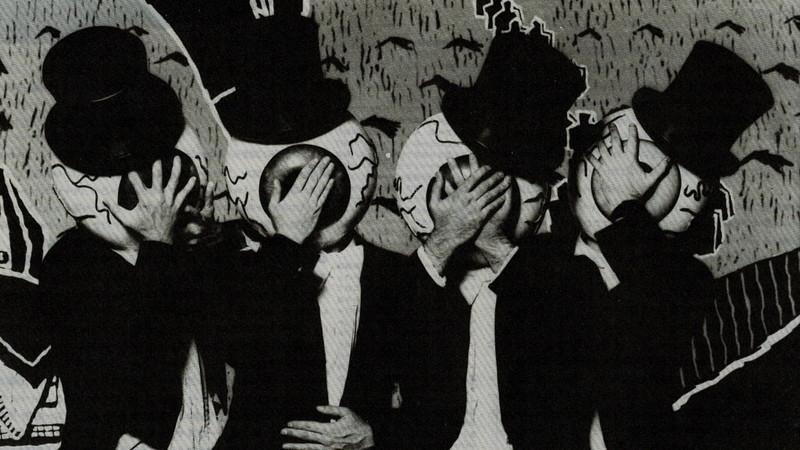 謎のアーティスト集団「ザ・レジデンツ」のドキュメンタリーが公開!