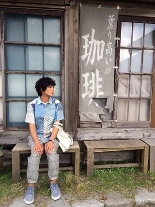 渡部豪太が古民家カフェを満喫 NHKEテレ「ハルさんの休日」レギュラー番組で復活