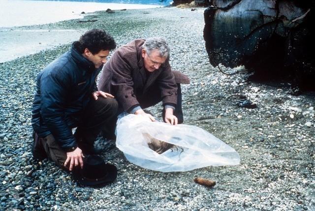 「ツイン・ピークス」新シリーズにも出演した ウォーレン・フロストさん(右)