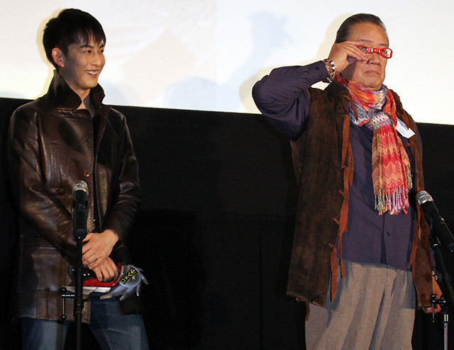 森次晃嗣、意気軒高で「デュワッ」生披露 80歳でもセブン宣言 - 画像2