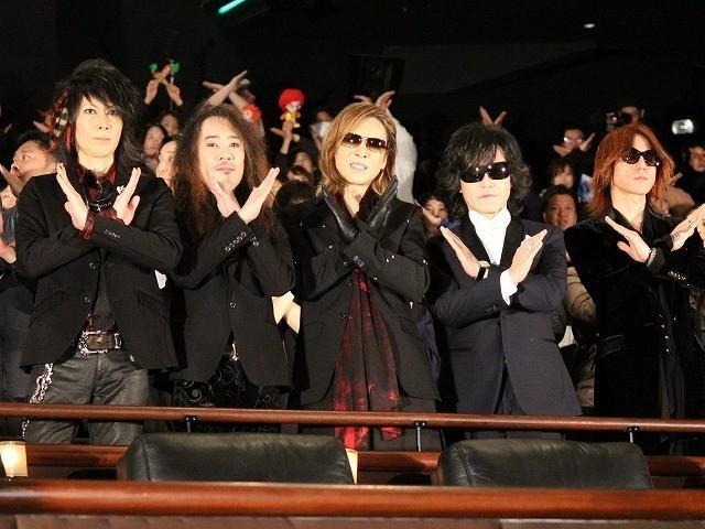 「X JAPAN」の軌跡を追ったドキュメンタリーが3月3日公開