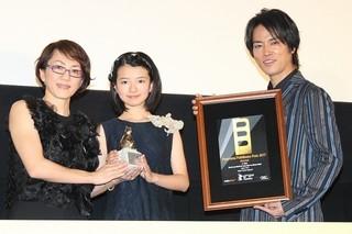 生田斗真、ベルリン国際映画祭から凱旋「頑張っていれば思いは伝わる」