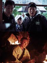 國村隼が滝に打たれてボロボロに!韓国700万人動員「哭声」180日間の撮影密着映像公開