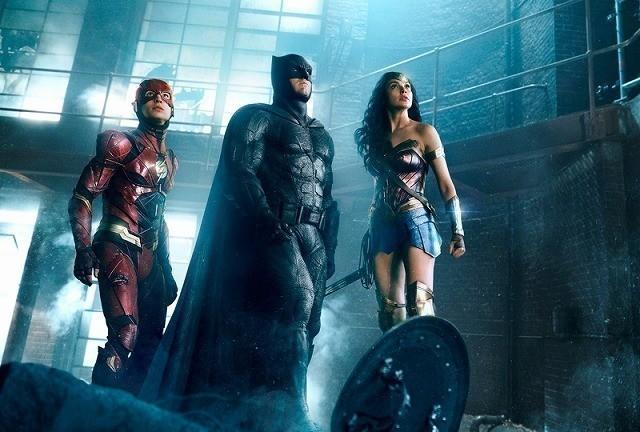 ついにDCヒーローがスクリーンに集結!