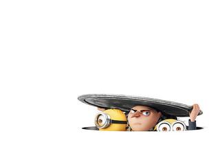 「怪盗グルー」最新作、邦題は「ミニオン大脱走」に 7月21日公開決定