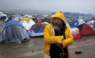 アイ・ウェイウェイが難民問題に追るドキュメンタリーを監督