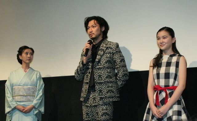 杉野希妃「雪女」主演&監督の理由明かす「この世に化けて出たい」