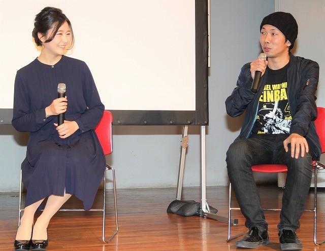尾関玄監督、長編デビュー作ヒロイン・佐藤菜月は「美しさが飛び抜けていた」