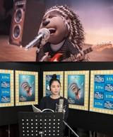 長澤まさみが「SING」劇中唯一のオリジナル曲を歌い上げる!パワフルな歌唱シーン映像公開