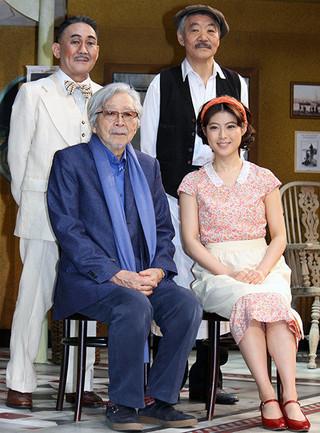 山田洋次監督が脚本・演出、今井翼が主演する音楽劇「マリウス」「男はつらいよ」