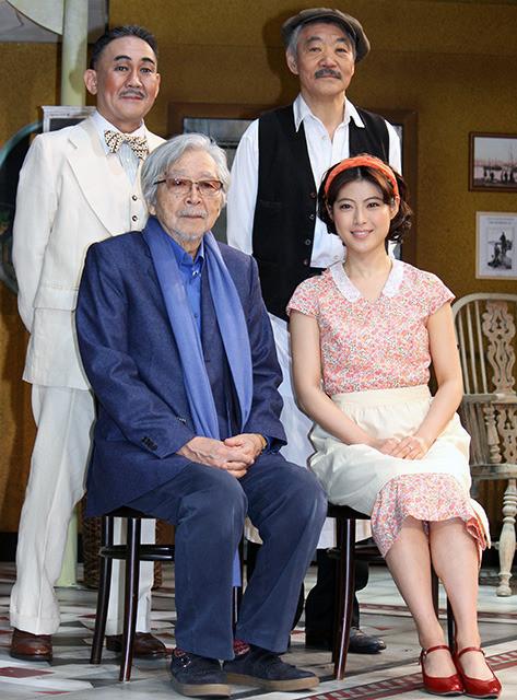 山田洋次監督が脚本・演出、今井翼が主演する音楽劇「マリウス」