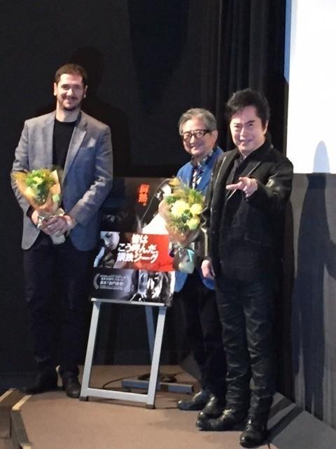 永井豪氏原作の日本アニメ「鋼鉄ジーグ」を下敷きにしたイタリア映画が公開
