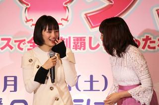 広瀬すず、親友・大原櫻子の生歌に大号泣!「本当に良かった、幸せだなあ」